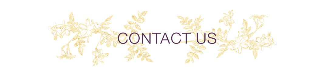 Contact Emlily Floral Designs