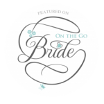 featured on On the Go Bride