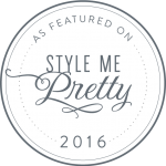 Featured flowers on Style Me Pretty